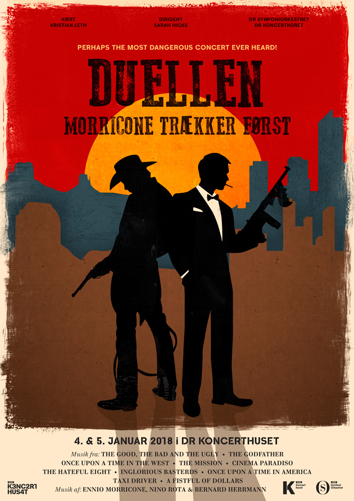Duellen - Morricone