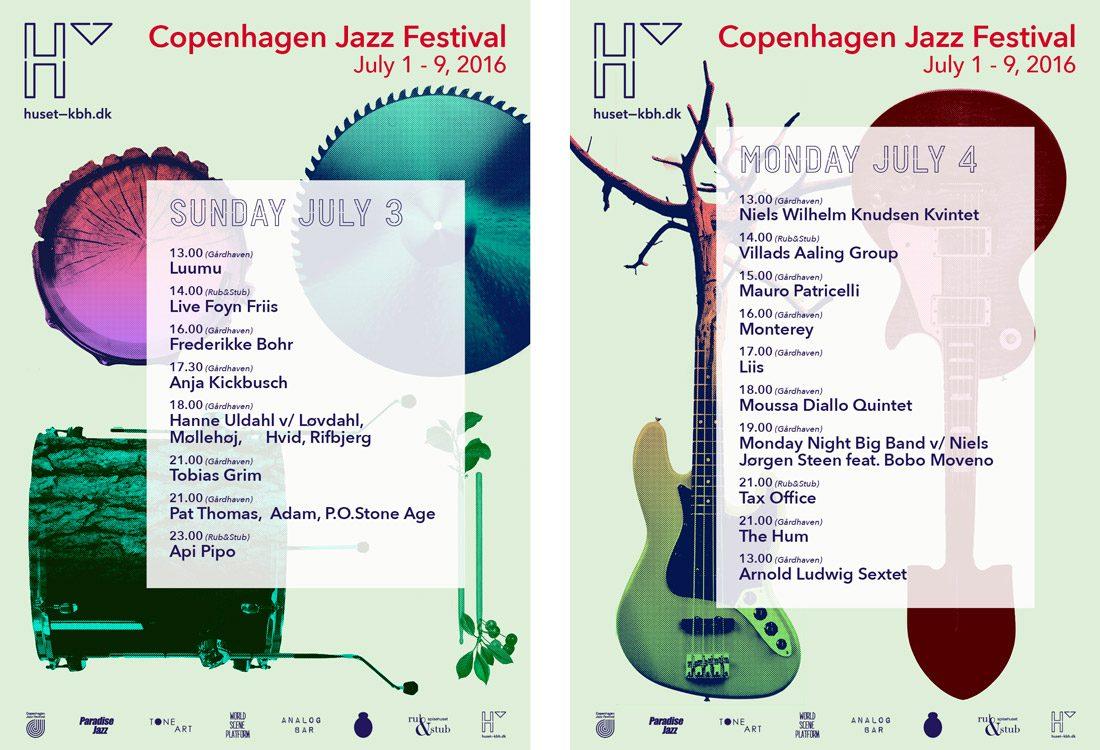 jazzfestival københavn 2016
